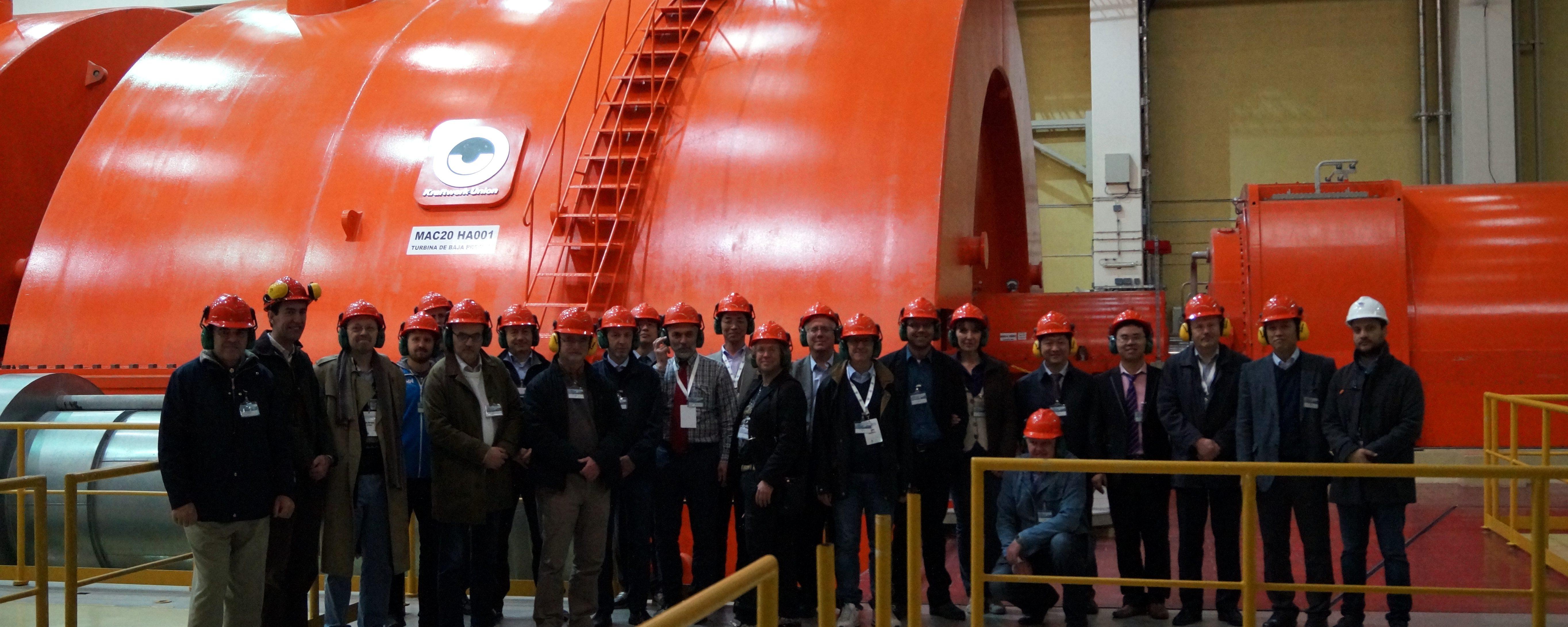 México (AZTLAN) participa en la reunión anual del grupo de trabajo técnico sobre reactores rápidos (TWG-FR).