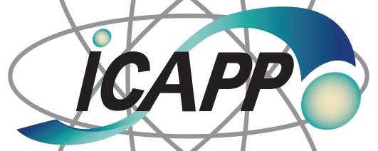 Presentación del proyecto AZTLAN platform ante la comunidad internacional en la conferencia ICAPP 2015